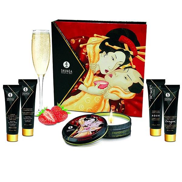 1757 – Shunga Geishas Secrets Strawberry 1