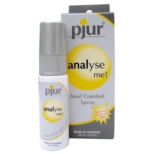 1903 – pjur Analyse me spray 20ml