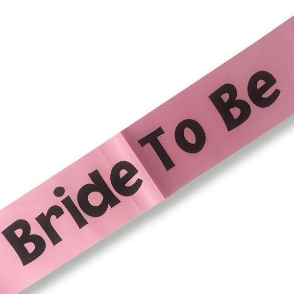 2495 – BRIDE TO BE SASH LP