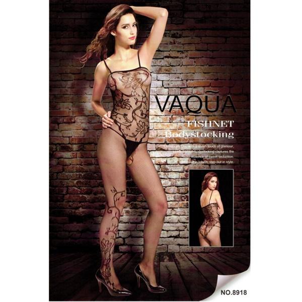 1519 – VAQUA – SEXY BODYSTOCKING 8918 1