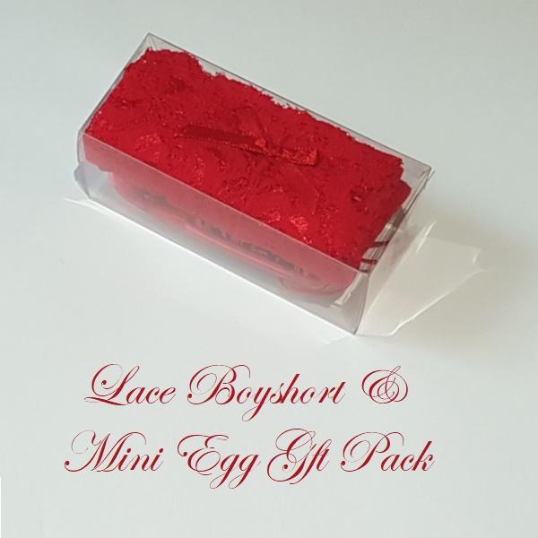 Boyshort & bullet gift box 1