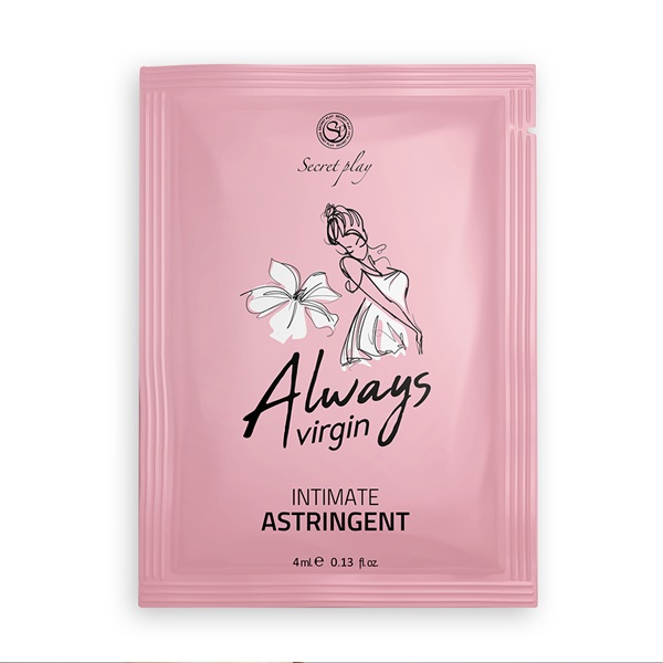 1585 – Always Virgin Intimate Astringent 4ml Sachet 3