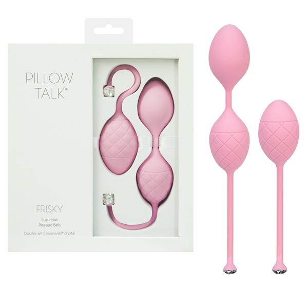 1668 – PillowTalk Frisky Balls 1