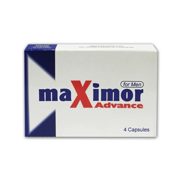 1761 – maXimor Advance for Men 4 Cap 1