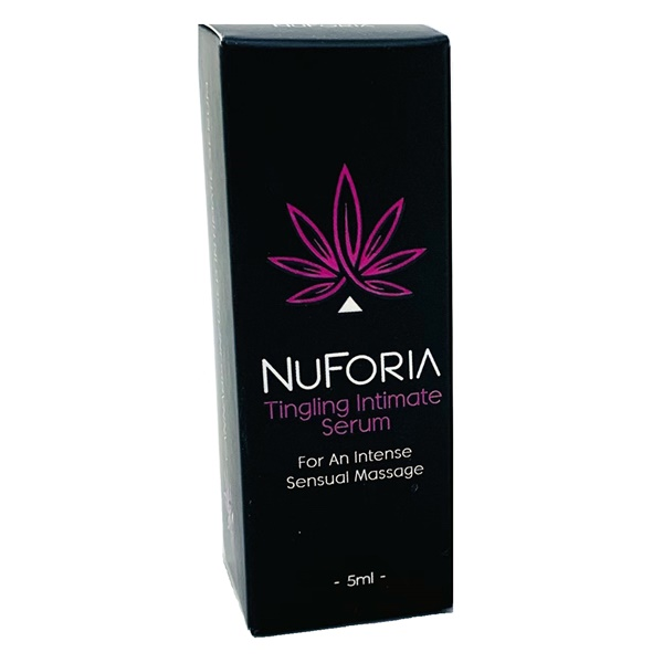 NUFORIA CBD INFUSED INTIMATE SERUM 2