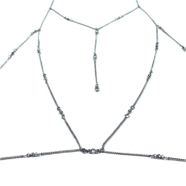 1829 – Drizzle BIKINI Chain Bali SILVERjpg
