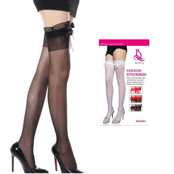 3167 – BEILEISI – THIGH HIGH – Sheer No 2101 1