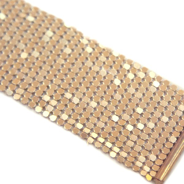 1187 – Bijoux Indiscrets Metallique Mesh Handcuffs 4
