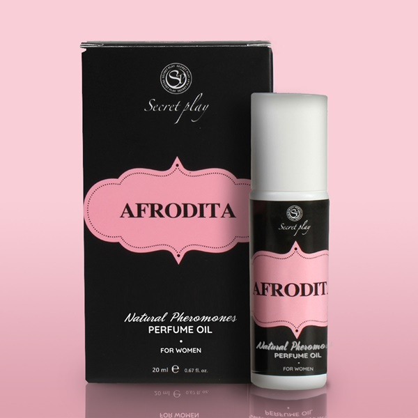 2108 – SECRET PLAY AFRODITA – PHEROMONE PERFUME OIL 20ml 1