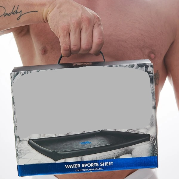 2068 – Tom Of Finland Water Sports Sheet 3